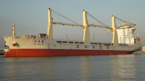 Photo of DA DAN XIA ship