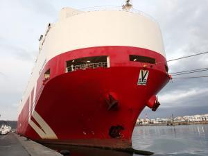 Photo of MONZA EXPRESS ship
