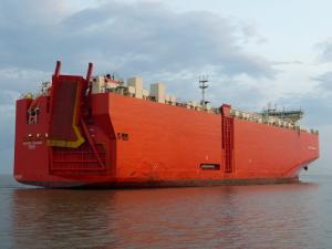 Photo of GLOVIS COUGAR ship