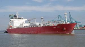 Photo of GAS COBIA ship