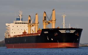 Photo of THEMIS ship