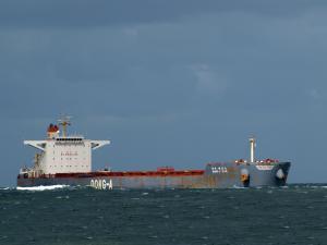 Photo of DONG-A EOS ship