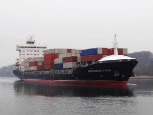 Photo of MV SONDERBORG STRAIT ship
