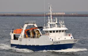 Photo of UK160 RIEMDA ship