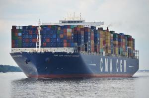 Photo of CMA CGM AMERIGO VESP ship