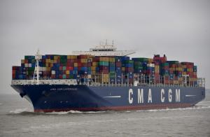 Photo of CMA CGM LAPEROUSE ship