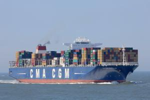 Photo of CMA CGM MAGELLAN ship