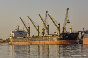 Photo of SHUN XIN ship