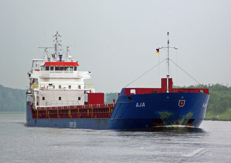 ODER (MMSI: 305261000) ; Place: Kiel_Canal/ Germany