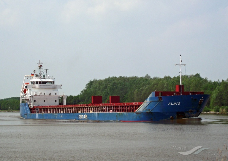 NARWA (MMSI: 305262000) ; Place: Kiel_Canal/ Germany