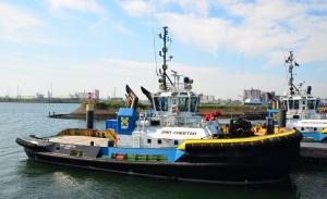 Photo of SMIT CHEETAH ship