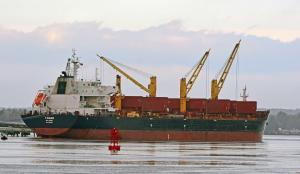 Photo of TAMAR ship