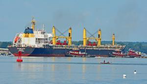 Photo of DAI SHAN HAI ship