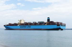 Photo of MAERSK ESSEN ship