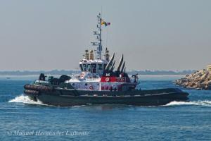 Photo of SMBC MONTERREY ship