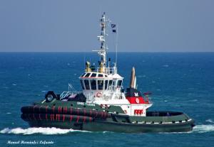 Photo of SMBC TIJUANA ship