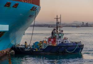 Photo of VB TITAN ship