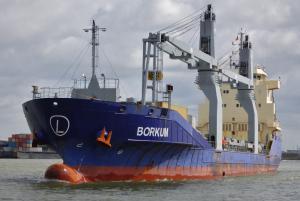 Photo of BORKUM ship