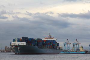 Photo of WAN HAI 517 ship