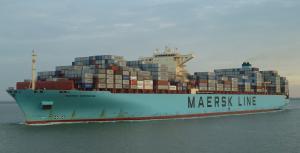 Photo of MAERSK EDMONTON ship