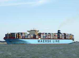 Photo of MAERSK EVORA ship