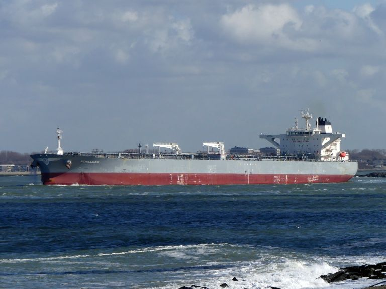 ACHILLEAS, Crude Oil Tanker - Details and current position - IMO 9458494  MMSI 241716000 - VesselFinder