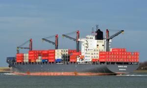 Photo of HANSA ASIA ship