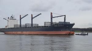 Photo of HANSA AUSTRALIA ship
