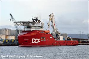 Photo of SKANDI SKANSEN ship