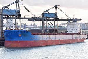 Photo of TRUST AGILITY ship