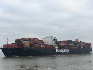 Photo of HAMBURG EXPRESS ship