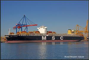 Photo of MSC LIVORNO ship