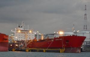 Photo of HAFNIA CRUX ship