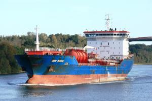 Photo of M/T MED PACIFIC ship