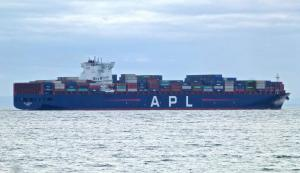 Photo of APL YANGSHAN ship