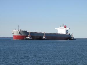 Photo of GAIA ship