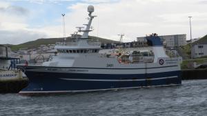 Photo of THORUNN SVEINSDOTTIR ship