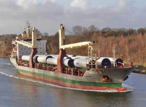 Photo of SLOMAN DISCHARGER ship