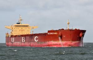 Photo of UBC ORISTANO ship