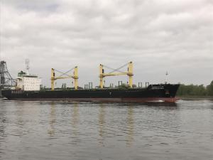Photo of BENJAMAS NAREE ship