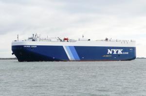 Photo of CRONUS LEADER ship