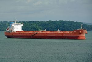 Photo of RENA ship