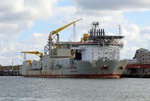 Photo of SIMON STEVIN ship