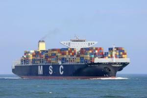 Photo of MSC CRISTINA ship