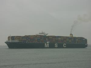 Photo of MSC BENEDETTA ship