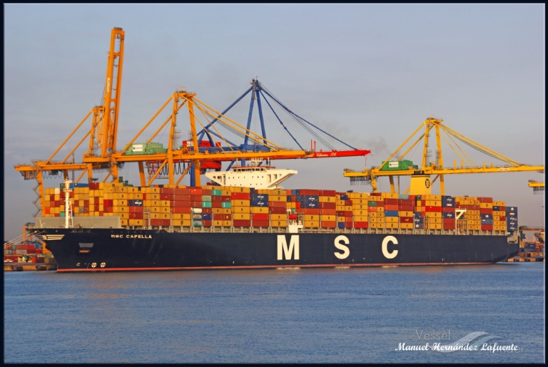 MSC CAPELLA photo