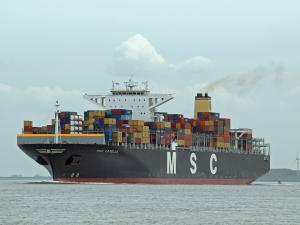 Photo of MSC CAPELLA ship