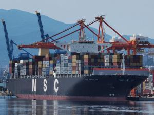 Photo of MSC REGULUS ship