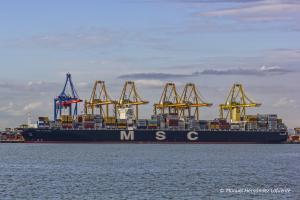 Photo of MSC MARGRIT ship