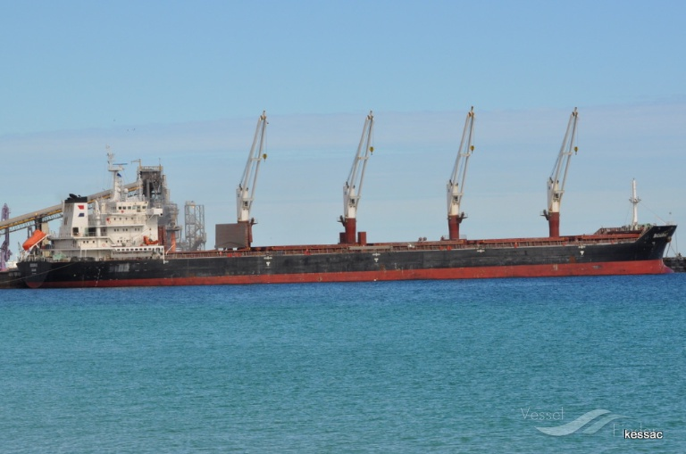 BIOGRAD (MMSI: 311000299) ; Place: Kwinana Alcoa no 1 Berth